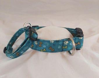 Dog Collar, Cat Collar, Small Dog Collar, Adjustable Collar, Masculine Dog Collars, Collier de chien, collar de perro