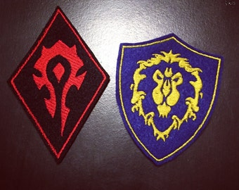 World of Warcraft: Horde and Alliance Patch