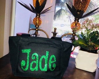 Personalized Insulated Lunch Tote Bag!