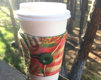 Reusable Coffee Sleeve - Kaffe Shells