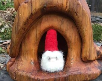 Handmade Felted Gnome ~ Waldorf Inspired