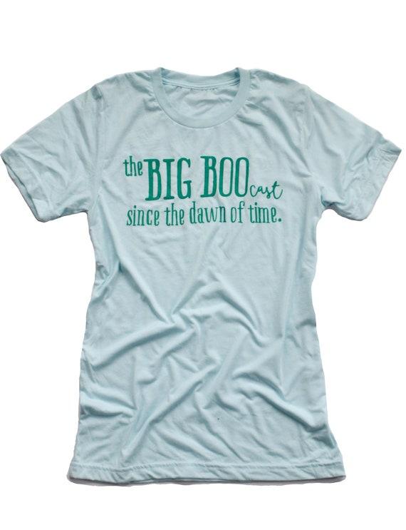 Big Boo Cast Tee