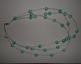 seaside MULTISTRAND necklace