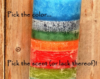 Custom Designer Candles to Match Your Home's Decor - FREE SHIPPING