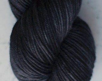 Sparkle Sock Yarn, Ink