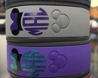 Disney Magic Band Monogram
