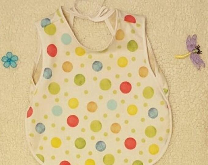 Featured listing image: Bib - Polka Dots