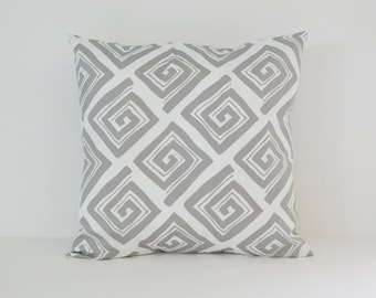 Pillow Cover Decorative Pillows Throw Pillows Gray Pillow Geometric Pillow All Sizes