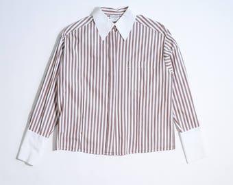 CHANEL - cotton shirt