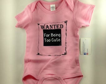 Cute Baby Clothes - Baby Girl Clothes - Adorable Baby Clothes - Unique Baby Clothes - Custom Baby Clothes - Personalized Baby Clothes