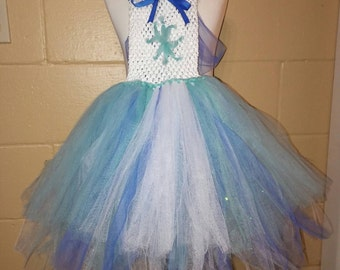 Snow Princess Tutu Dress