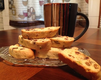 Italian Biscotti - Choose Your Flavor