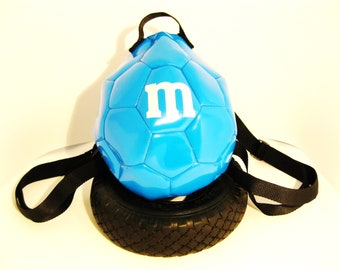 M&M's ball unique backpack
