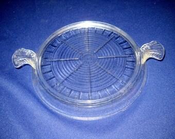 Vintage Fire King Glass Trivet
