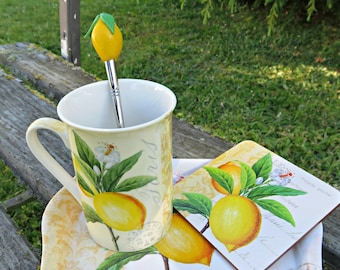 "for a tea set everything in delicacy and sweetness ""lemons"""