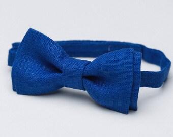 Blue bowtie,Baby Bow Tie, Toddler Bow Tie, Child Bow Tie, Adult Bow Tie, Father and Son Bow Tie set