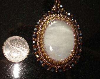 Gorgeous Moonstone Pendant