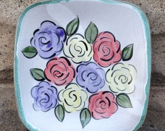 Flora Lunch Plate