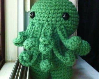 Crochet Cthulu