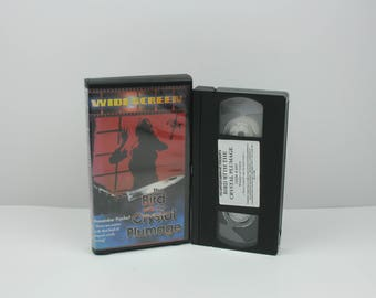 The Bird With the Crystal Plumage [VHS] (1970)