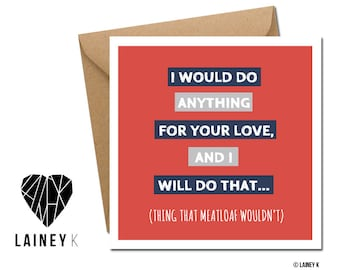 Quirky & fun Valentine's Day Cards