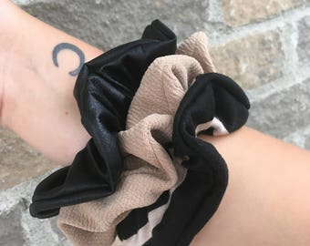Trio hair scrunchies * sold separately also