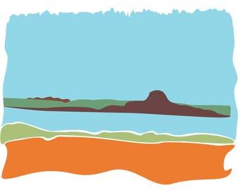 landscape tres
