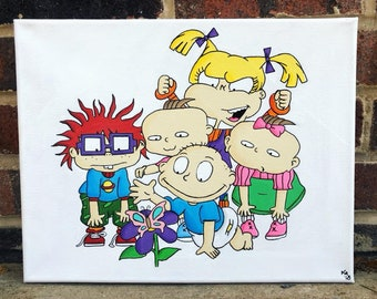 Rugrats Painting
