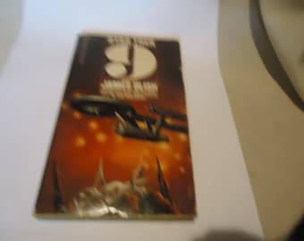 Vintage June 1975 Star Trek 9 Paperback Book by James Blish, 5th Printing, collectable