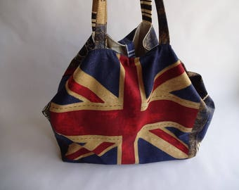 Bag Tote all Union Jack