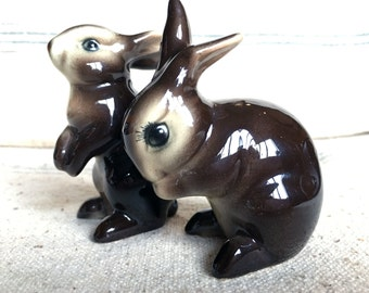 Goebel W Germany Bunny Figurines