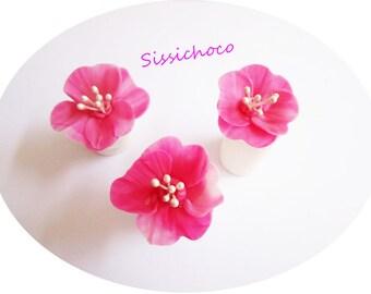 Pearl Pink Flower cold porcelain (creator)