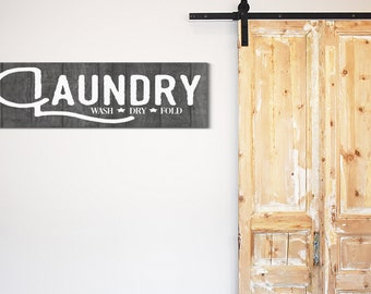 Rustic Laundry Sign, Laundry Room Sign, Larundry Room, Laundry Sign, Rustic Laundry Room, Farmhouse Laundry Sign, Rustic Laundry Decor