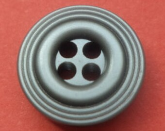 10 buttons 13mm grey (4703) button