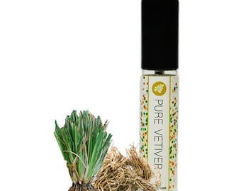 Pure Vetiver, Vetiver Perfume, Vetiver Fragrance, Earthy Fragrance, Vetiver Eau de Parfum, Gift Ideas, Gifts for her