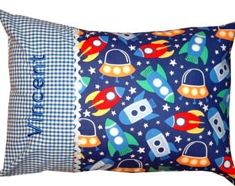 Baby pillow, name pillow