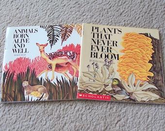 Ruth Heller Children's Books, Set of 2