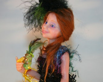 2011 ODACA Day Limited Edition Celebrating 35 yrs Souvenir Doll  Masquerade Ball by Artist Stevi T