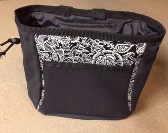 Skull Chalk Bag