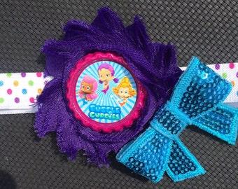 Bubble Guppies Headband