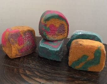 Psychedelic Bubble Bars
