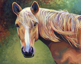 Chance - Oil Painting Reproduction Print