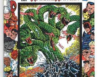 What if..The Marvel.. - Issue 25 - May 1991 - Copper Age - Newsstand Issue - NM+ - Marvel Comics
