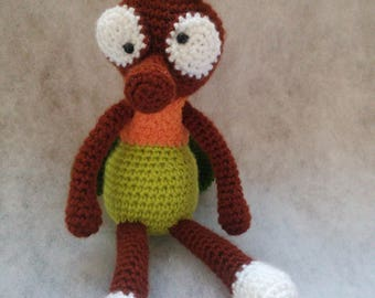 Ready made 29cm Croceted Fly Toy - Boy/Girl Toy, Crocheted insect