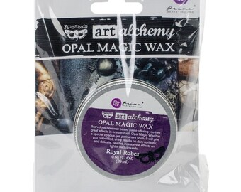 Opal Magic Wax by Art Alchemy, .68oz jar, Royal Robes