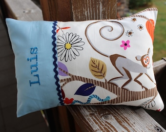 Cuddle pillow, cuddle pillow, 25 x 35 cm