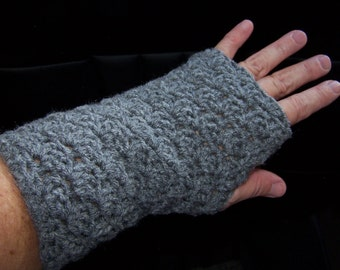 Texting gloves or wrist warmers for teen/adult