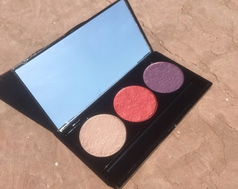 Create Your Own 3-Eyeshadow Palette - 37mm pans