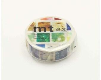 mr ex - acrylic - washi masking tape - 15mm x 10m x 1 roll