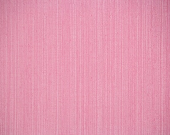 Retro Wallpaper by the Yard 70s Vintage Wallpaper - 1970s Pink Vinyl